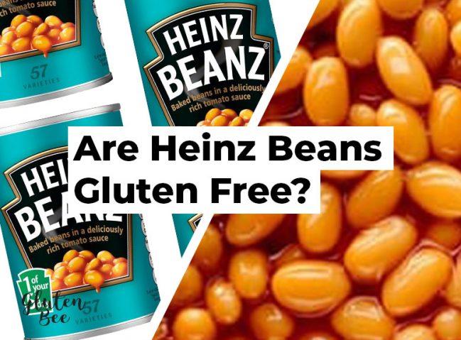 Are Heinz Baked Beans Gluten Free?