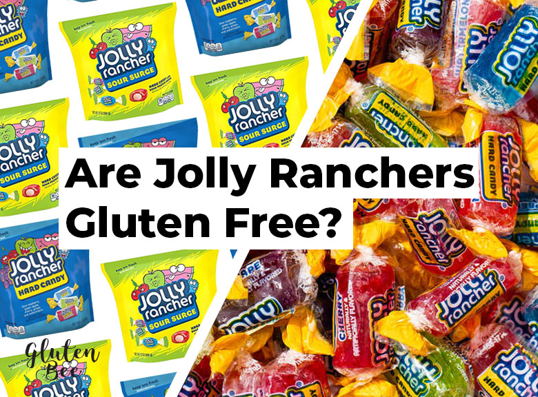 Are Jolly Ranchers Gluten Free|?