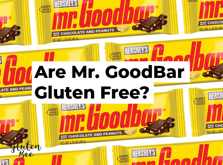 Are Mr. Goodbar Gluten Free?