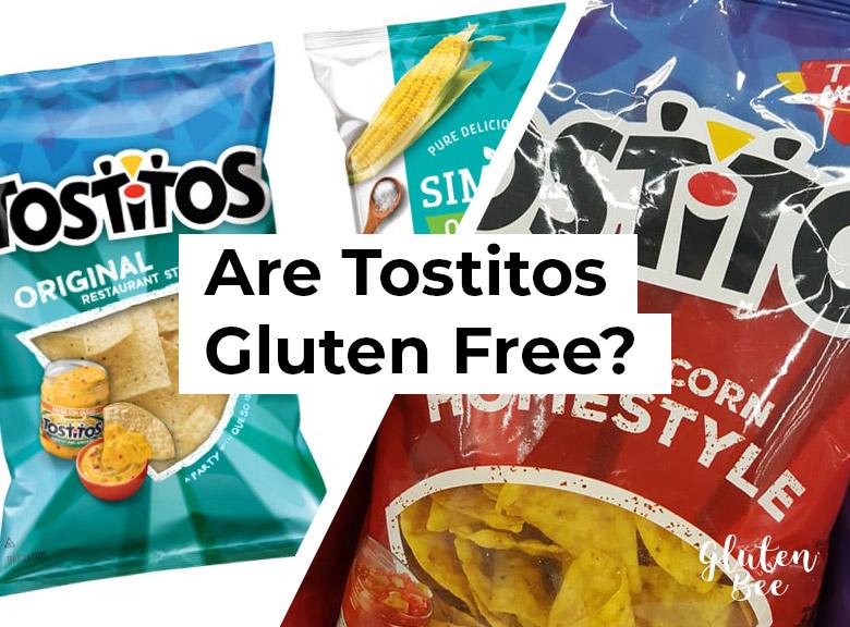 Are Tostitos Gluten Free?
