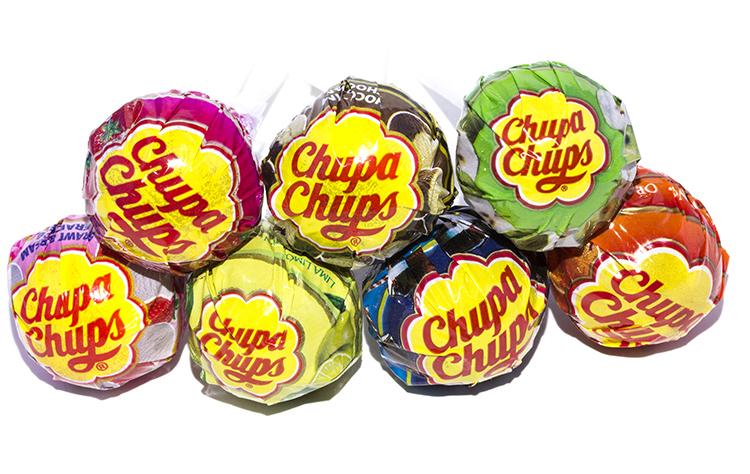 Chupa Chups Lolipops