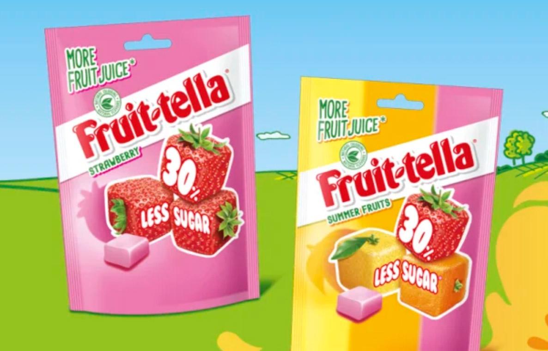 fruitella flavors