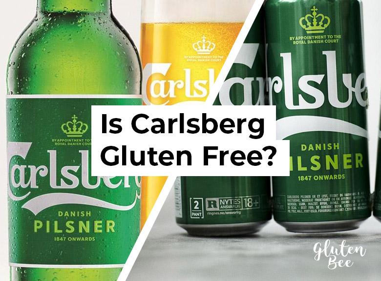 Is Carlsberg Gluten Free?