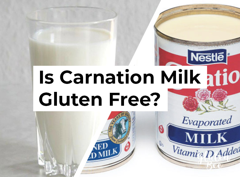 Is Carnation Milk Gluten Free?