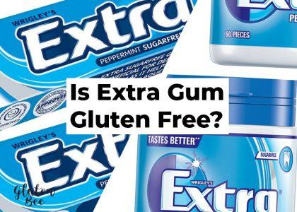 Is Extra Gum Gluten-Free?