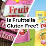 Is Fruittella Gluten Free?