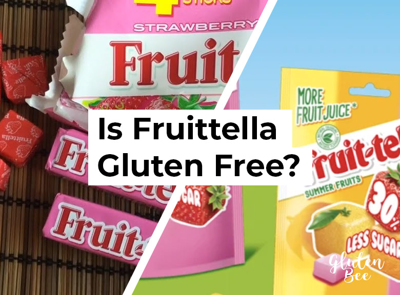 Is Fruittella Gluten Free?