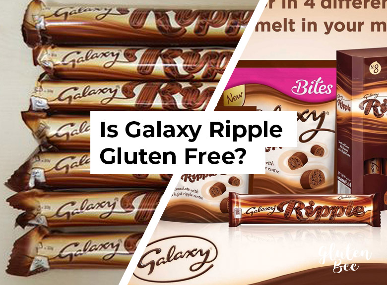 Is Galaxy Ripple Gluten Free?