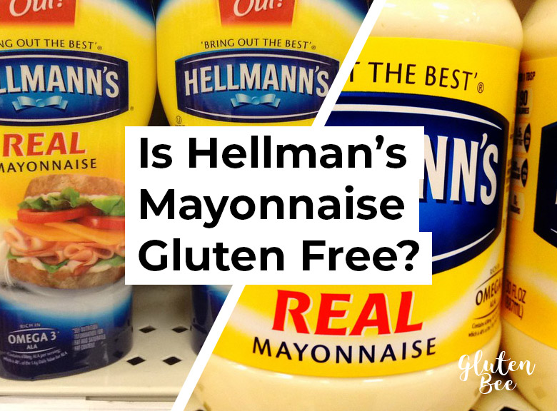 Is Hellman's Mayonnaise Gluten Free?