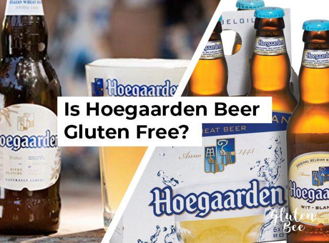 Is Hoegaarden Beer Gluten Free?