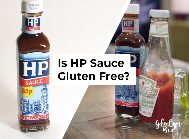 Is HP Sauce Gluten Free?