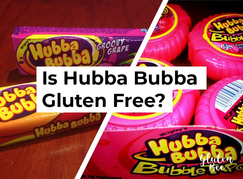 Is Hubba Bubba Gluten Free?