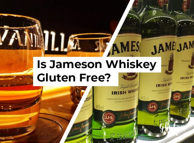 Is James Irish Whiskey Gluten Free?