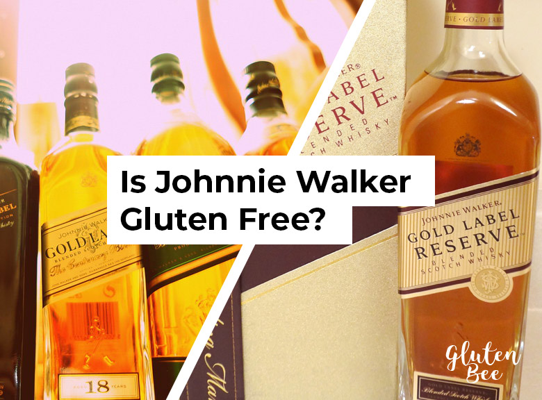 Is Johnnie Walker Gluten Free?