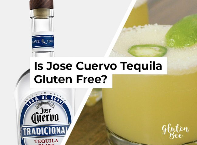 Is Jose Cuervo Tequila Gluten Free?