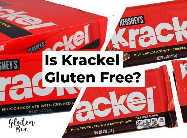 Is Krackel Gluten Free?