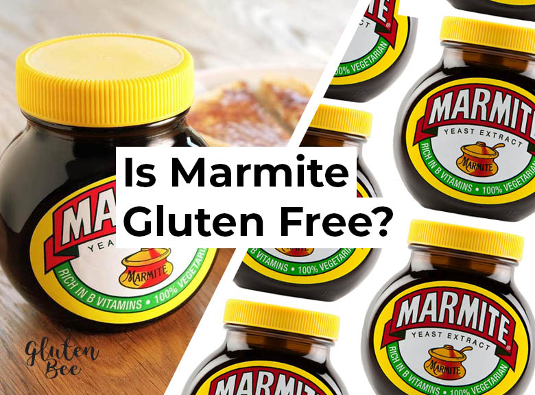 Is Marmite Gluten Free?