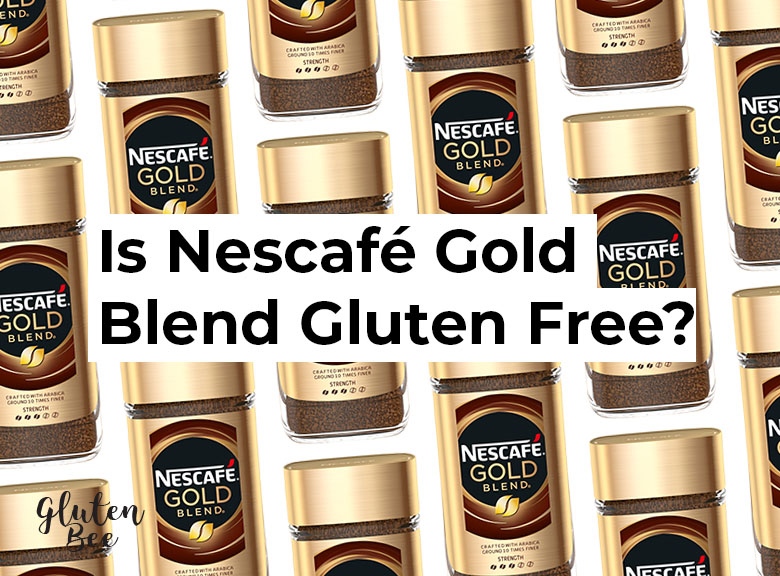 Is Nescafé Gold Blend Gluten Free?
