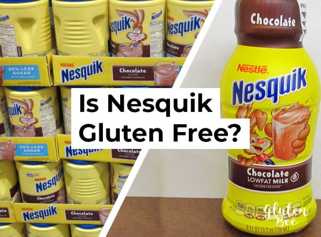Is Nesquik Gluten Free?