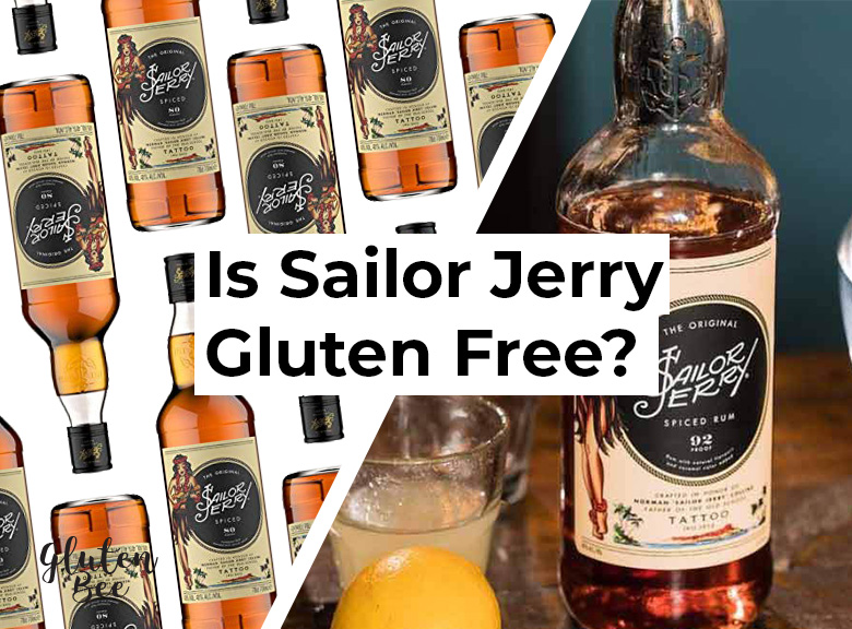 Is Sailor Jerry Rum Gluten Free?