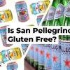 Is San Pellegrino Gluten Free?