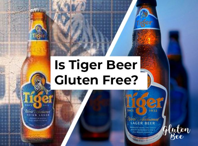 Is Tiger Beer Gluten Free?