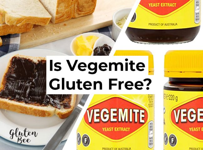 Is Vegemite Gluten Free?