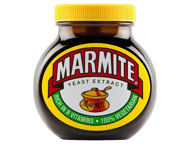 Marmite Bottle