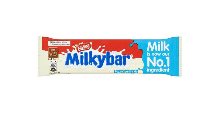 Is MilkyBar Gluten Free?