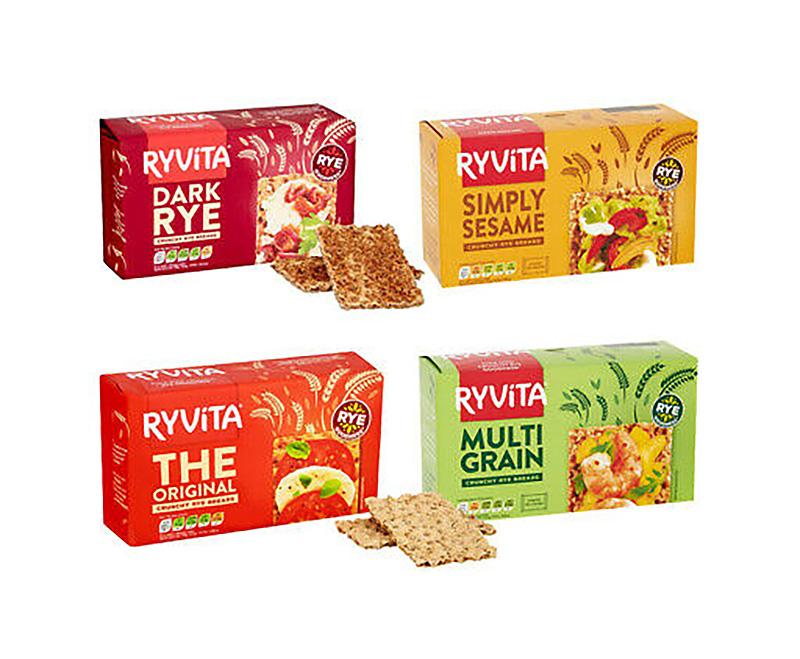Ryvita Range