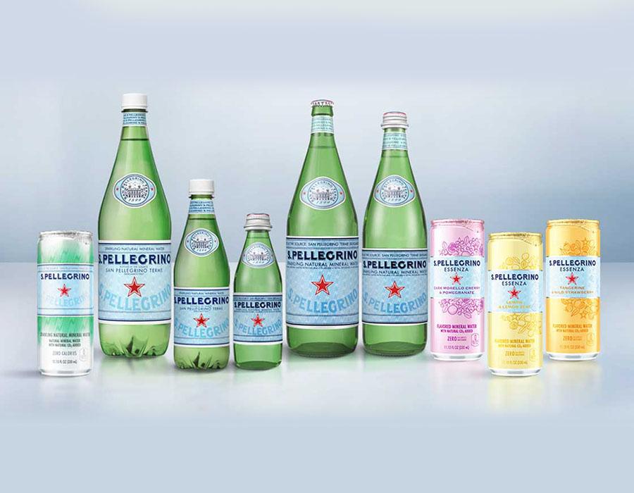 San Pellegrino Drinks Range