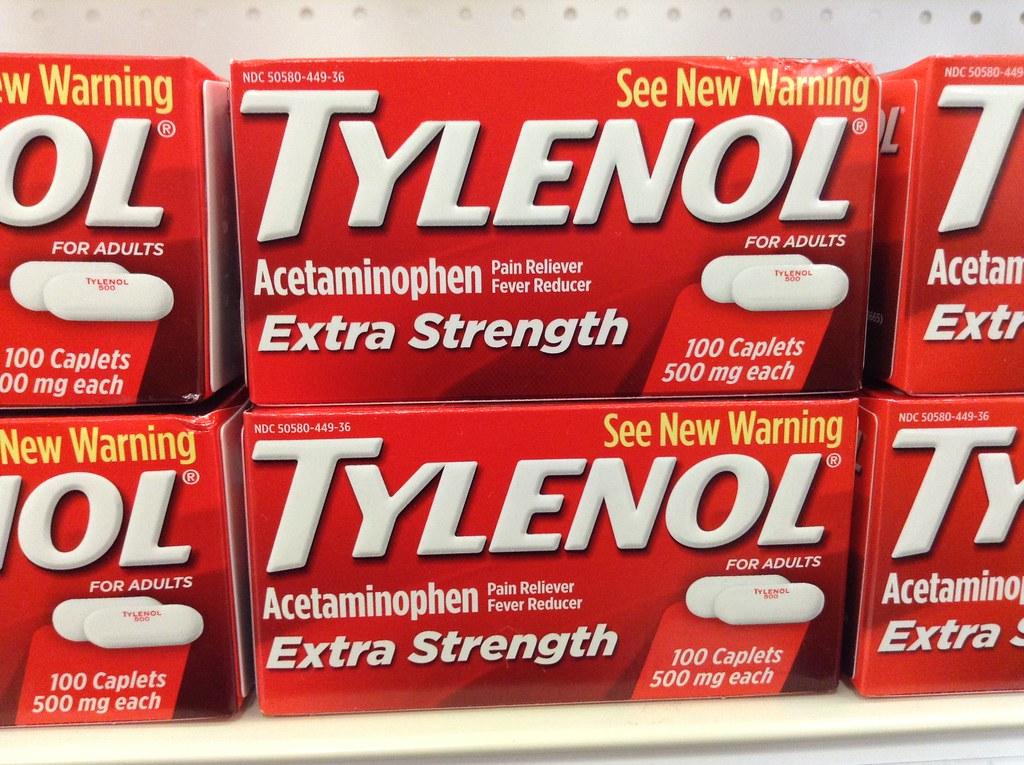 tylenol drugs medicine