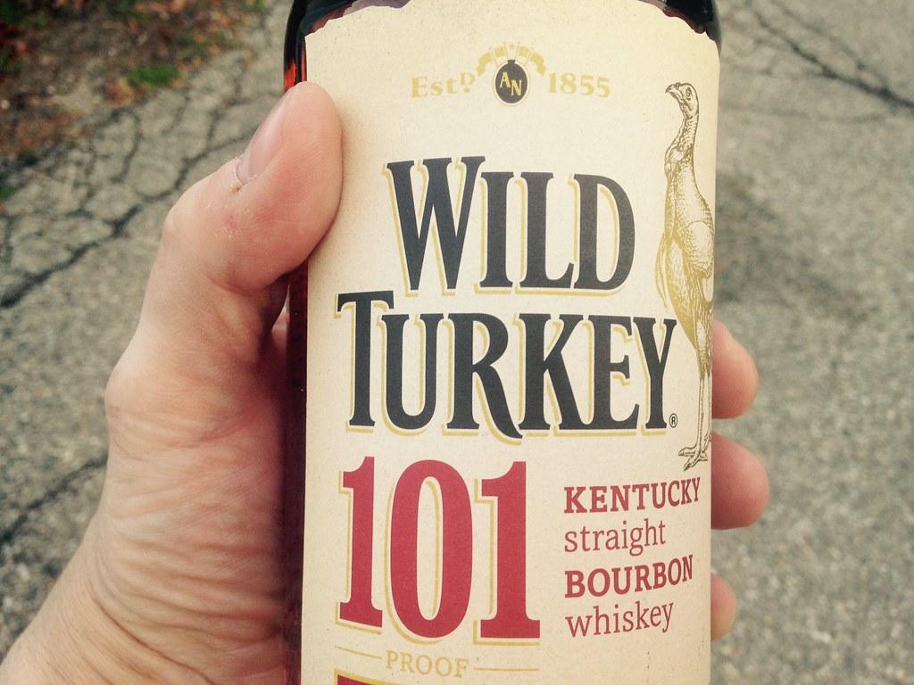 wild turkey gluten free