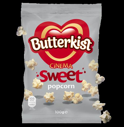 sweet cinema style butterkist