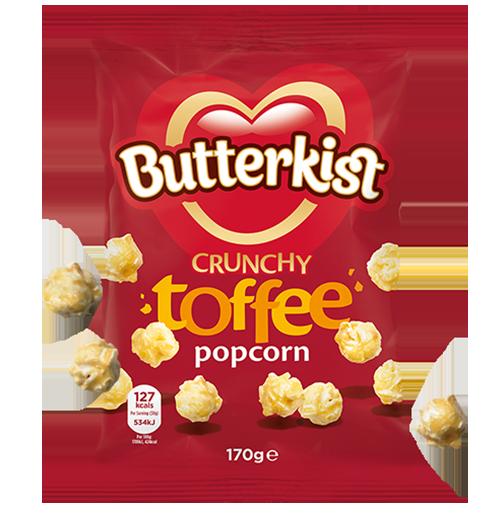 toffee butterkist