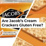 Are Jacob's Cream Crackers Gluten Free?