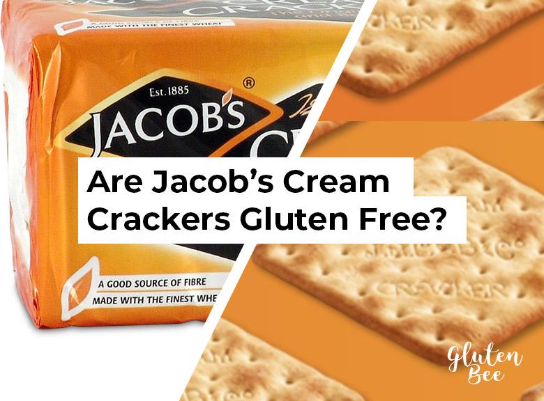 Are Jacob's Cream Crackers Gluten Free?