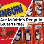 Are McVitie's Penguin Gluten Free?