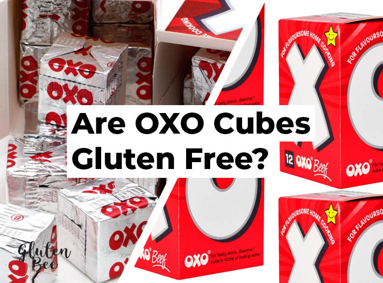 Are OXO Cubes Gluten Free?