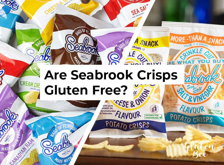 are seabrook crisps gluten free