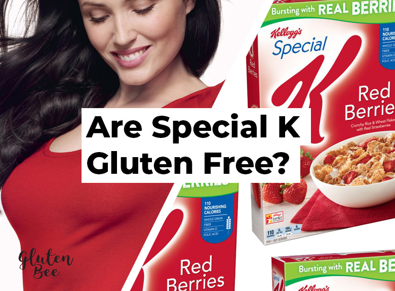 Is Kelloggs Special K Cereal Gluten Free?