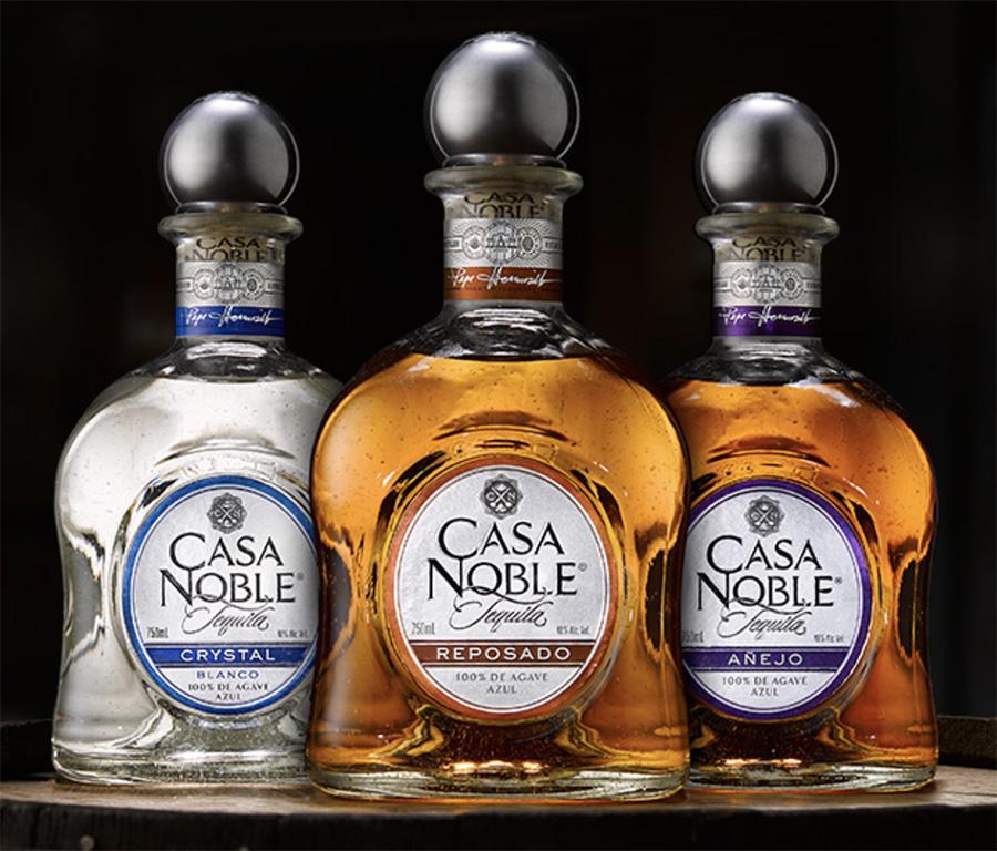 Casa Noble Tequilas