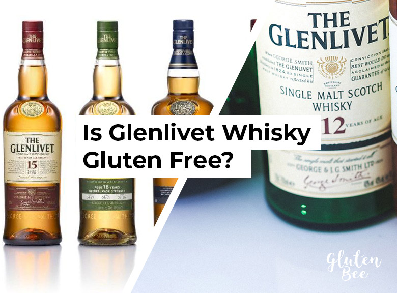 Is Glenlivet Whisky Gluten Free?