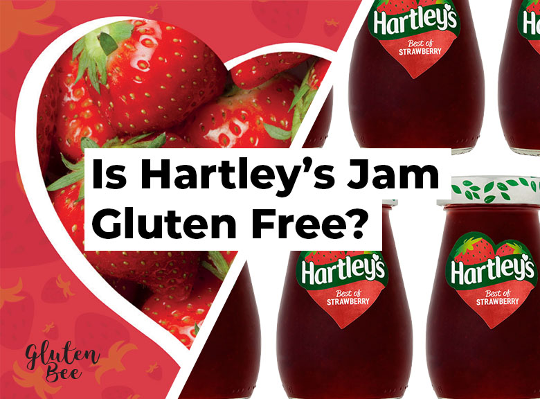 Is Hartley's Jam Gluten Free?