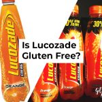 Is Lucozade Gluten Free?