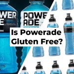 Is Powerade Gluten Free?
