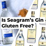Is Seagrams Gin Gluten Free?