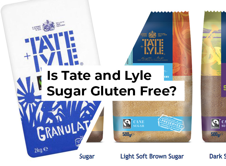 Is Tate and Lyle Sugar Gluten Free?