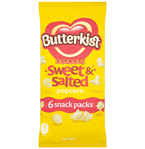 multi sweet salted butterkist