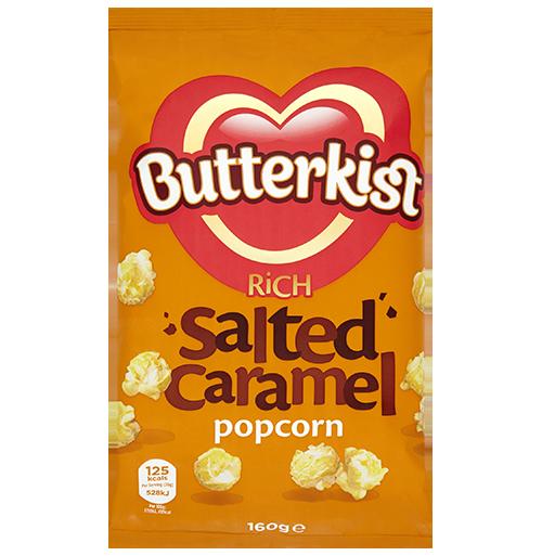 salted caramel butterkist